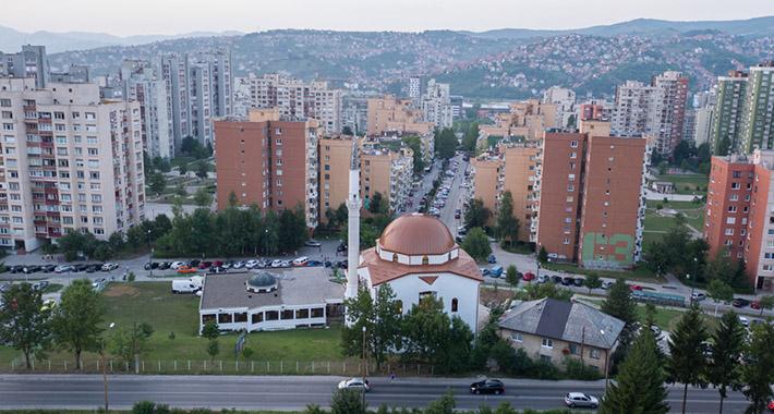 bosanska dzamija novi grad
