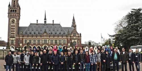 Cazinska medresa uspostavila saradnju sa Bošnjacima u Holandiji