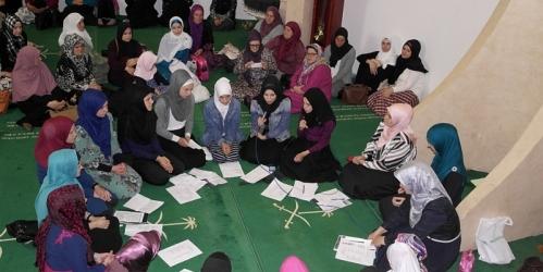 """Predramazanski mevlud za žene """"U susret Ramazanu"""""""