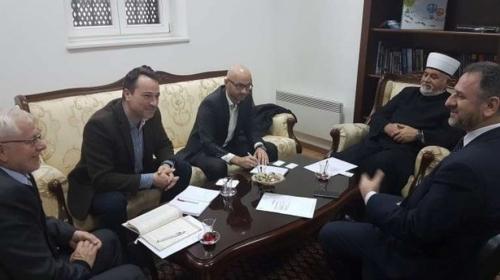 Zamjenik reisu-l-uleme primio predstavnike Međunarodnog…