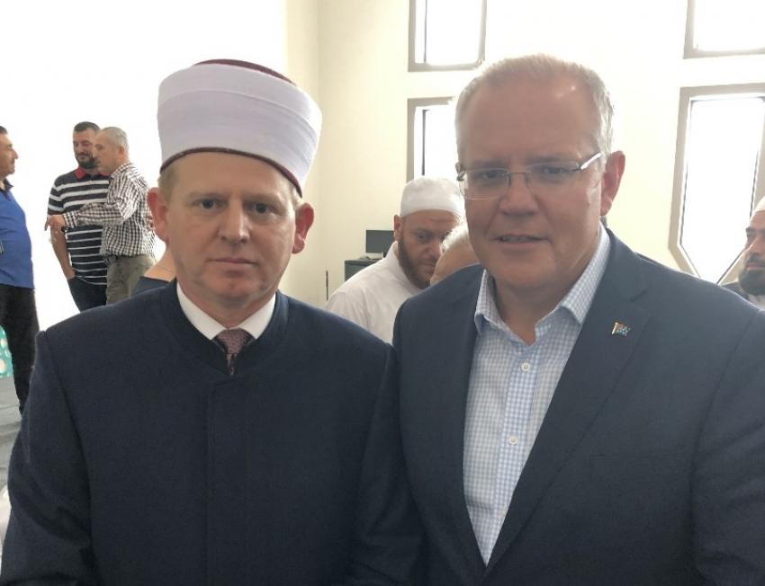 Australija: Susret muftije Bekrića s predsjednikom vlade i članovima parlamenta