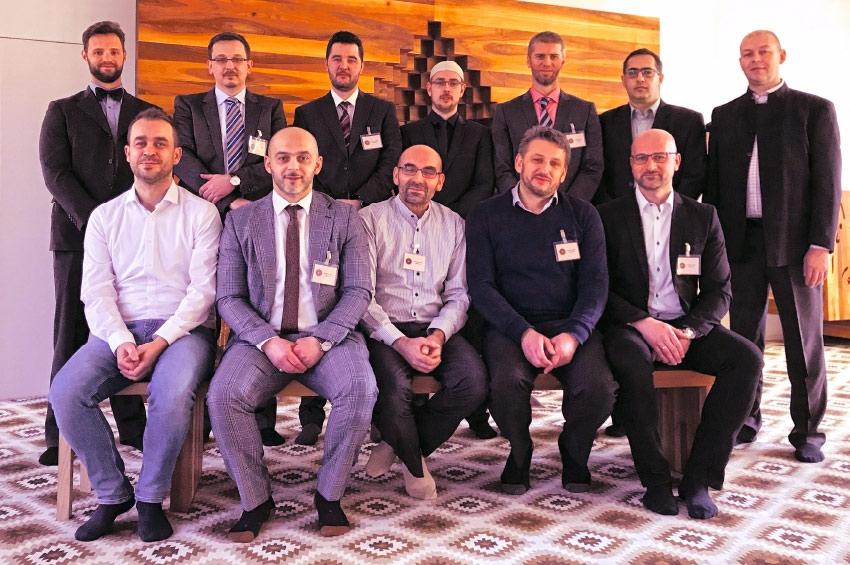 25 uspješnih godina džemata Cirih u Švicarskoj