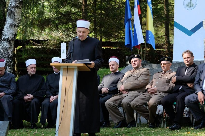 """Svečanost """"100 godina džamije u Logu pod Mangartom"""""""