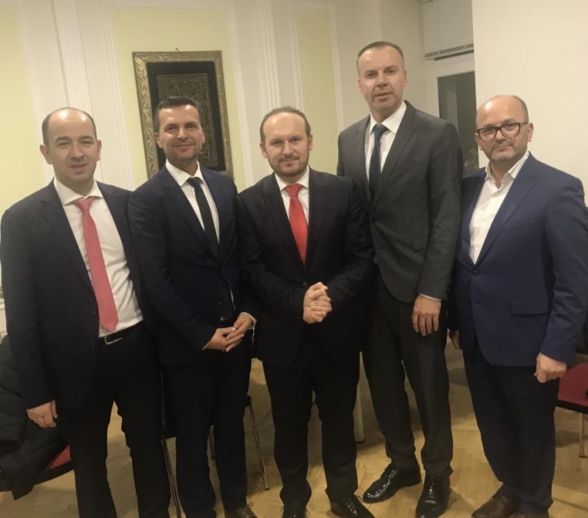 Novi predsjednik Islamske vjerske zajednice Austrije
