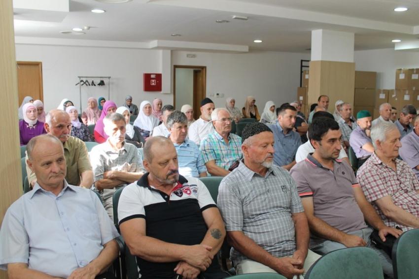 Mostar: Seminar za hadžije