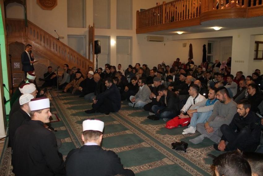 Večer Kur'ana u Bijeloj Džamiji