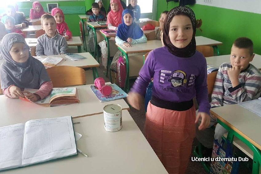 Travnik - Džematlije Duba u još jednoj humanitarnoj akciji