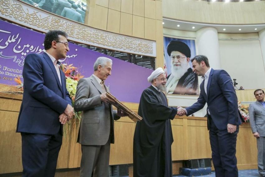 Iran: Profesor Munir Drkić iz Sarajeva nagrađen na festivalu Farabi