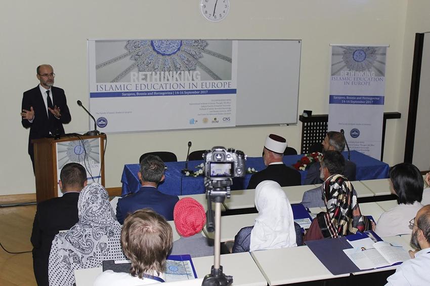 "FIN: Počela Međunarodna konferencija ""Islamsko obrazovanje u Evropi"""