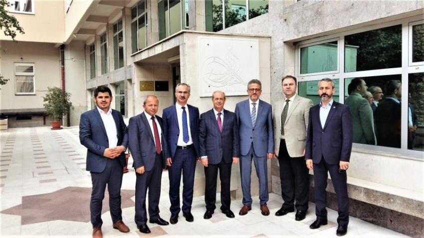 Delegacija Diyaneta Republike Turske posjetila Gazi Husrev-begovu medresu