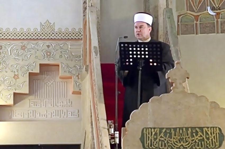 Hutba prvog imam i hatiba Begove džamije, 05. oktobar 2018.