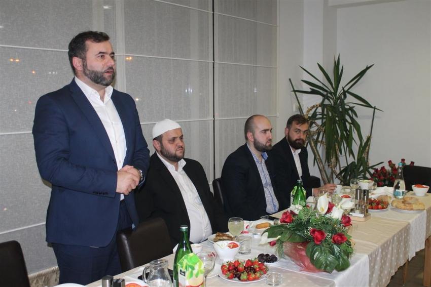 Mostarski vakifi i članovi džematskih odbora na zajedničkom iftaru