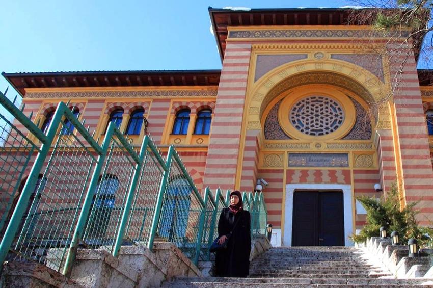 Fakultetu islamskih nauka uručeno međunarodno priznanje za kvalitetan rad i obrazovna postignuća