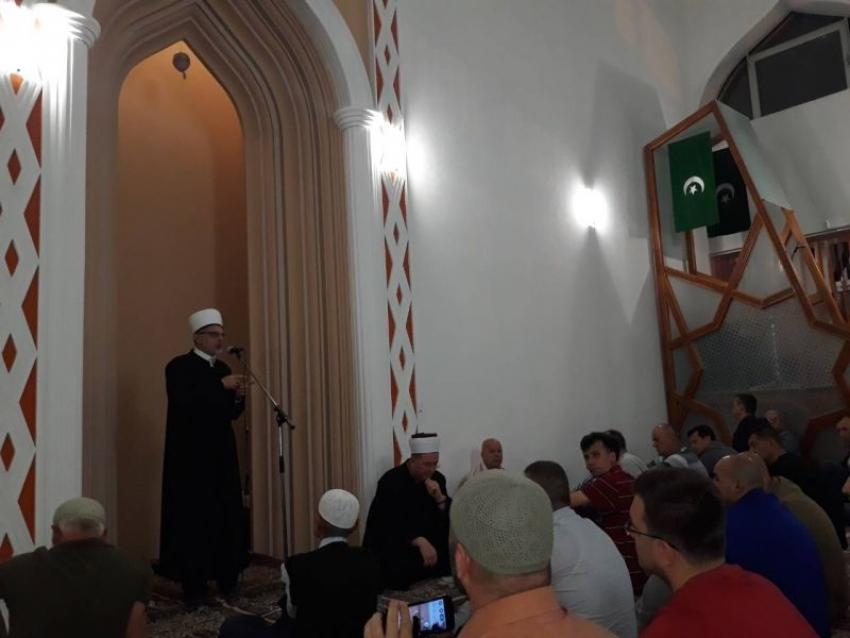Ramazanske posjete muftije dr. Ljevakovića