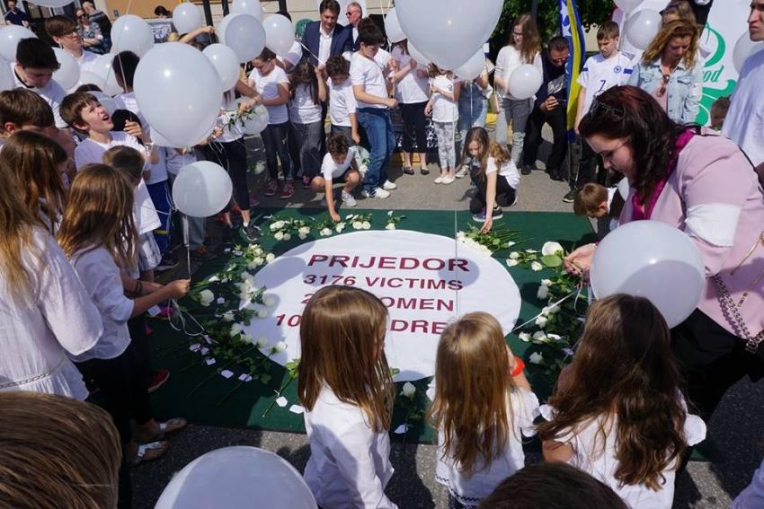 Juli u Prijedoru: U susret šehidskoj dženazi u Prijedoru