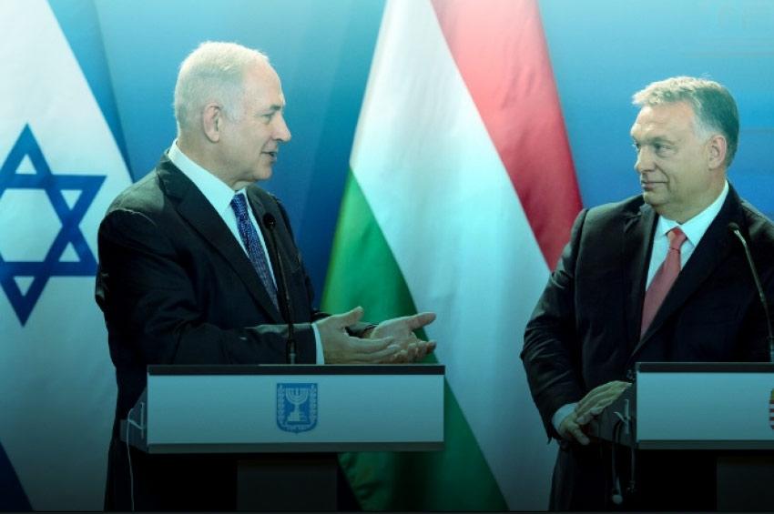 Izraelsko flertovanje sa evropskim desničarima