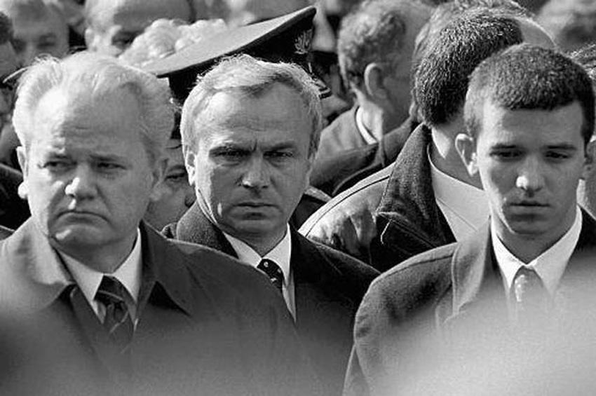 Sramno puštanje na privremenu slobodu Stanišića i Simatovića