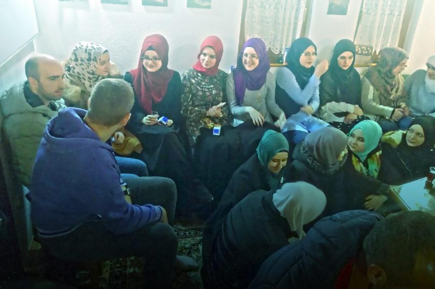 Muškarci i žene u zajedništvu vjere