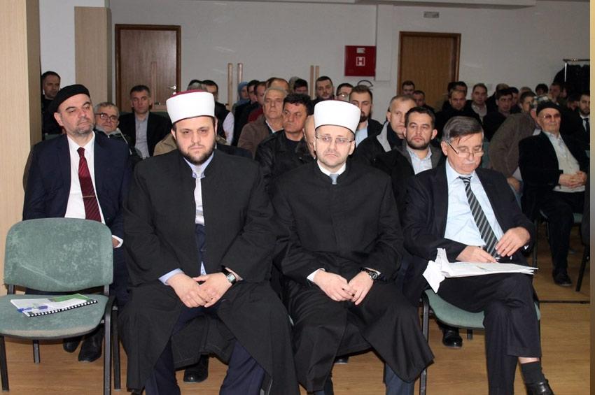 Skupština Medžlisa IZ-e Mostar jednoglasno podržala rad Izvršnog odbora
