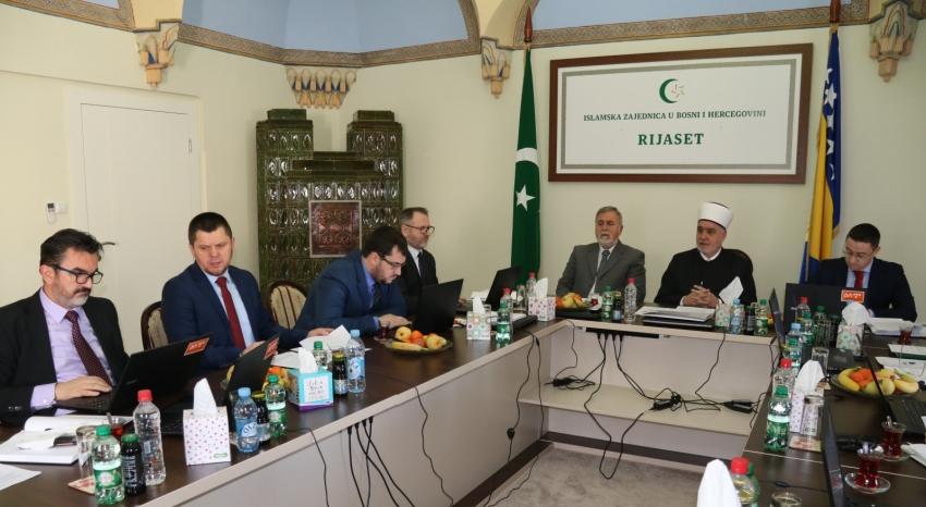 Sjednica Rijaseta: Puna podrška muftiji Abdibegoviću