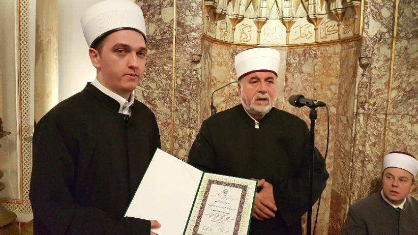 Hafiska dova: Za šest mjeseci naučio Kur'an