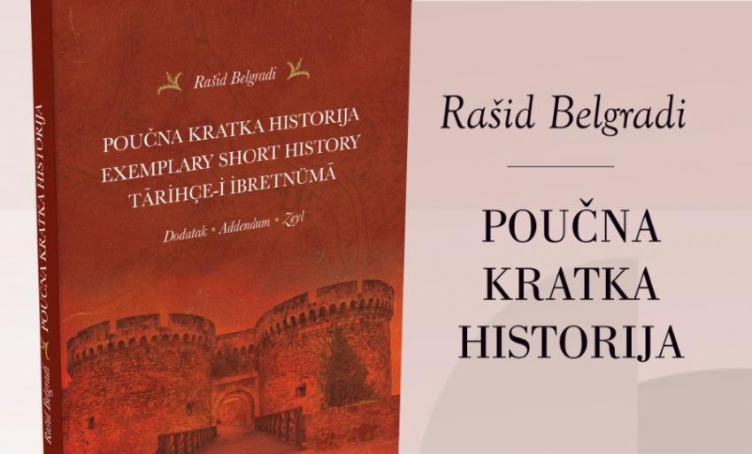 Promocija knjige o posljednjim danima osmanskog prisustva u Beogradu
