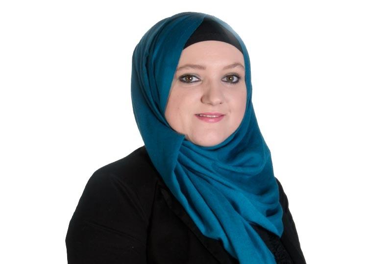 Lejla Tutić - primjer brojnim studenticama islamskih fakulteta i učenicama medrese