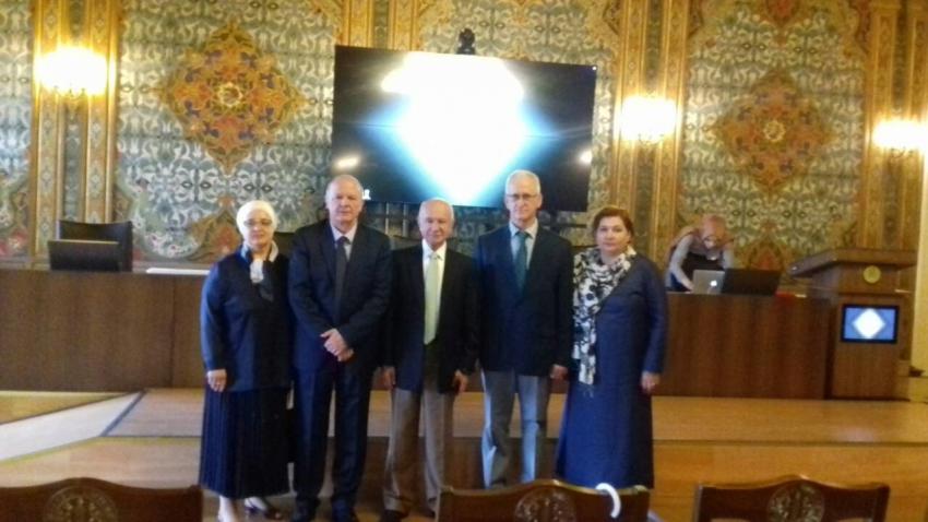 Istanbul: Uručena priznanja profesorima Karčiću i Kariću