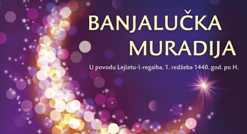 """Muftija Abdibegović: """"Banjalučkom muradijom"""" Bošnjaci pokazuju da vjeruju u suživot"""