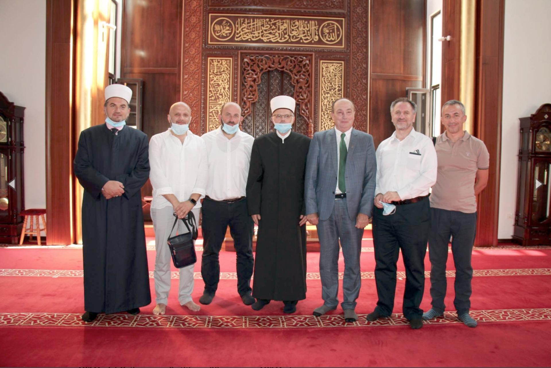 Puna podrška bratskoj IZ i muslimanima u Crnoj Gori