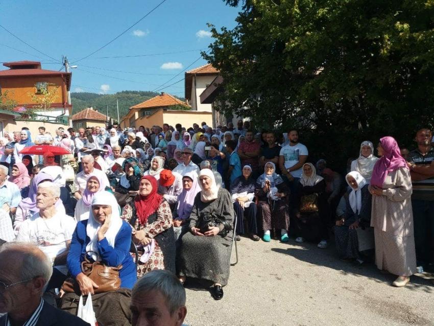 Sarajevo: Otvorena džamija na Grličića Brdu