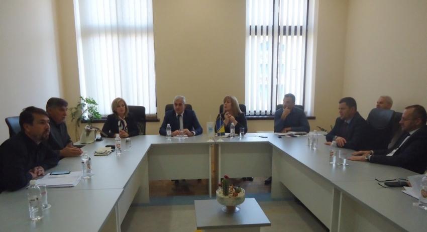 Predstavnici Islamske zajednice kod gradonačelnika Mostara