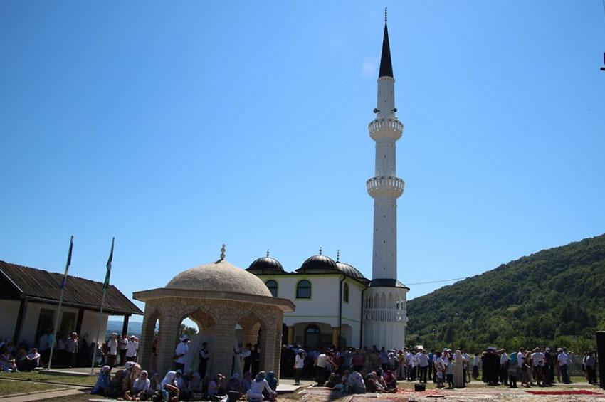 Kako je protekla svečanost otvorenja džamije u džematu Kotor?