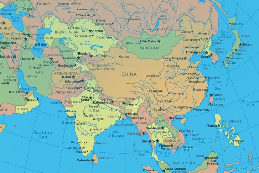 Elhamdulillah - kineska karta za GULAG