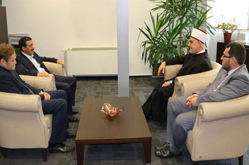 Reisu-l-ulema primio direktora Islamske razvojne banke