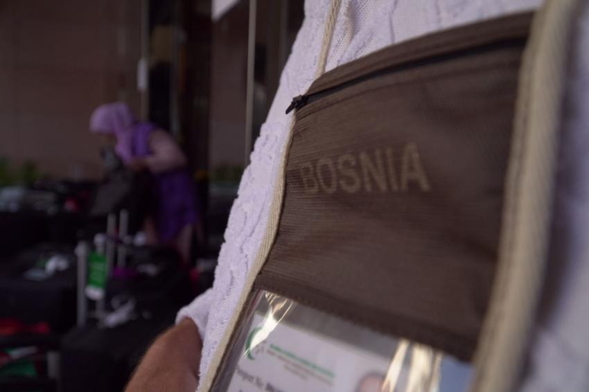 VIDEO: Prve grupe naših hadžija iz Medine krenule ka Mekki