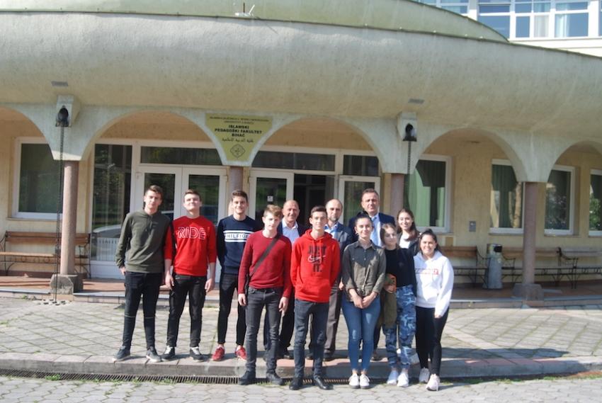 Ekskurzija učenika iz Poreča