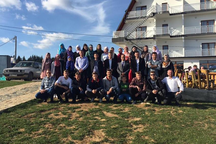 Mreža mladih: Održana prva radionica drugog jesenjeg modula