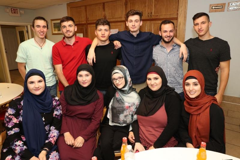 U Centar Fortica 01.06. stiglo je 8 studenata Anglia Ruskin University iz Velike.