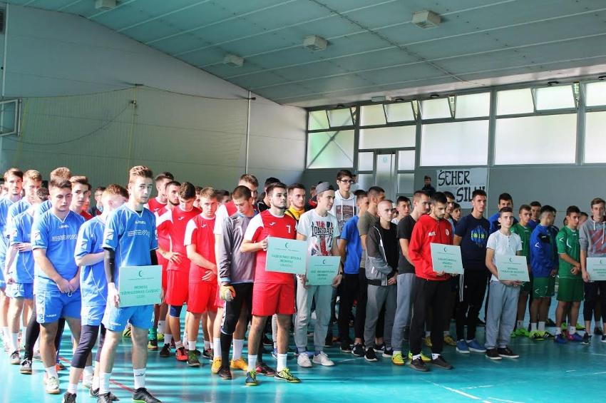 Sportom širiti pozitivne vrijednosti