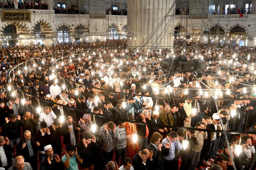 Duhovni značaj namaza  i simbolizam namaskih pokreta