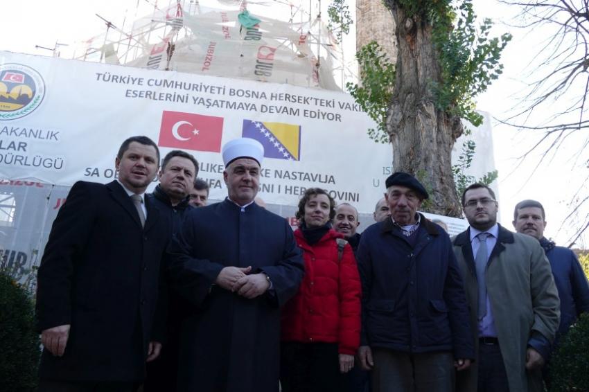 Nastavak posjete reisu-l-uleme projektima IZ i Generalne direkcije vakufa Turske