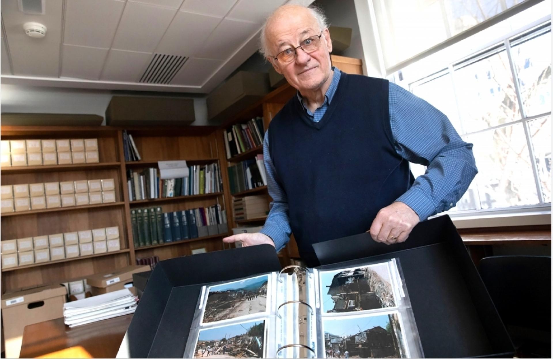 Riedlmayer: Borba protiv poricanja Genocida se mora nastaviti