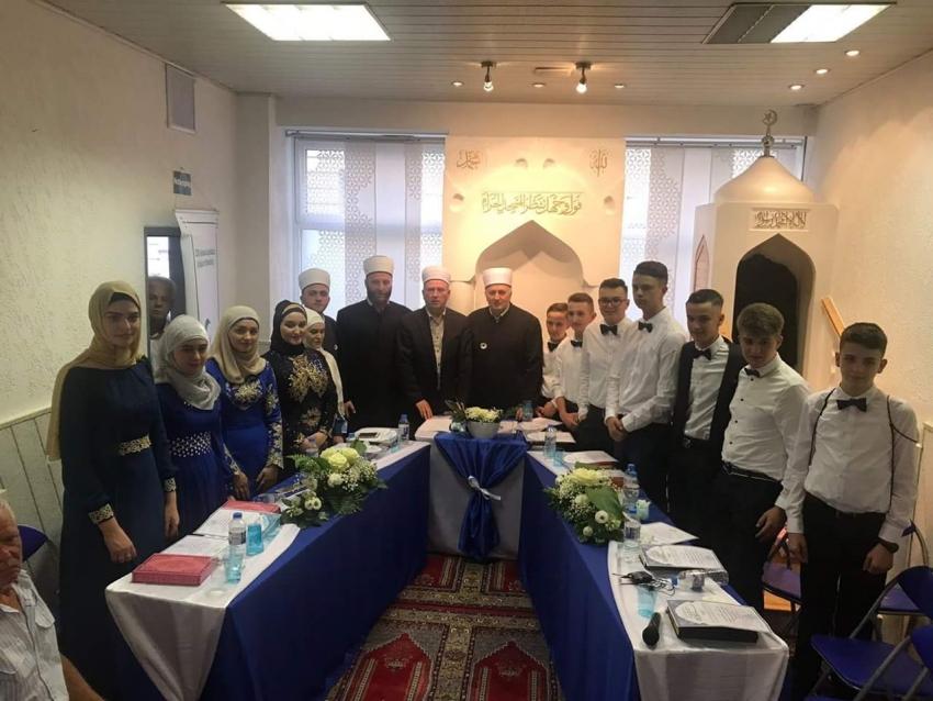 Njemačka: Svečanost u džematu Hagen