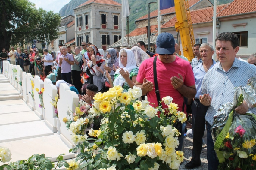 Mostar: Naš dug prema šehidima je očuvanje Bosne i Hercegovine