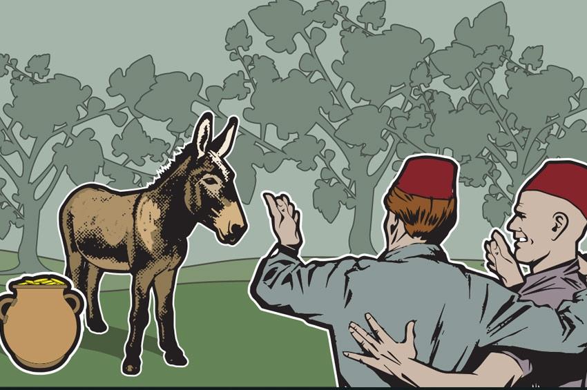 """Priča """"Preporoda"""" - Nesrećnici i magarac"""