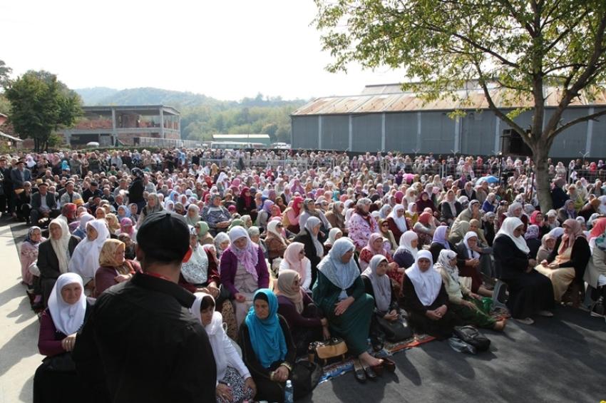 Miladija džemat: Ova džamija je na mjestu koje je blagoslovljeno