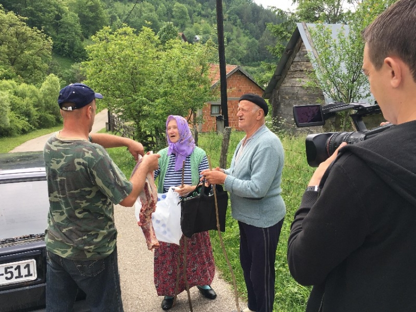 Džemat ''Ebu Hanife'' iz Beča sproveo predramazansku humanitarnu akciju u Žepi