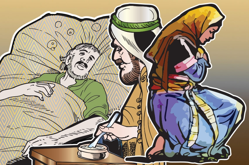 Prvi muslimanski liječnici