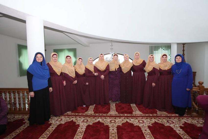 Svečanost hatmi za žene u džematu Brekovica